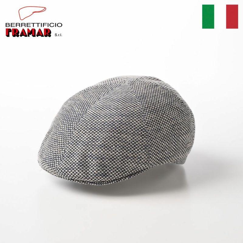 帽子 ハンチング FRAMAR(フラマー) 6 Panel Hunting(6パネルハンチング) FR2004 グレー