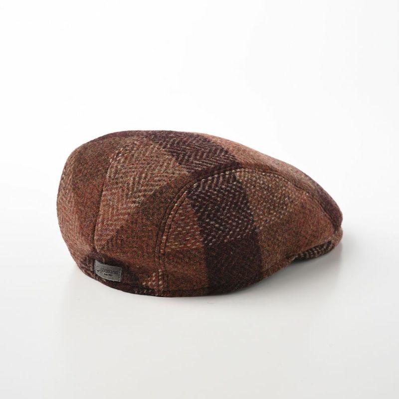 Boston Wool(ボストン ウール) G2825442 レッドブラウン