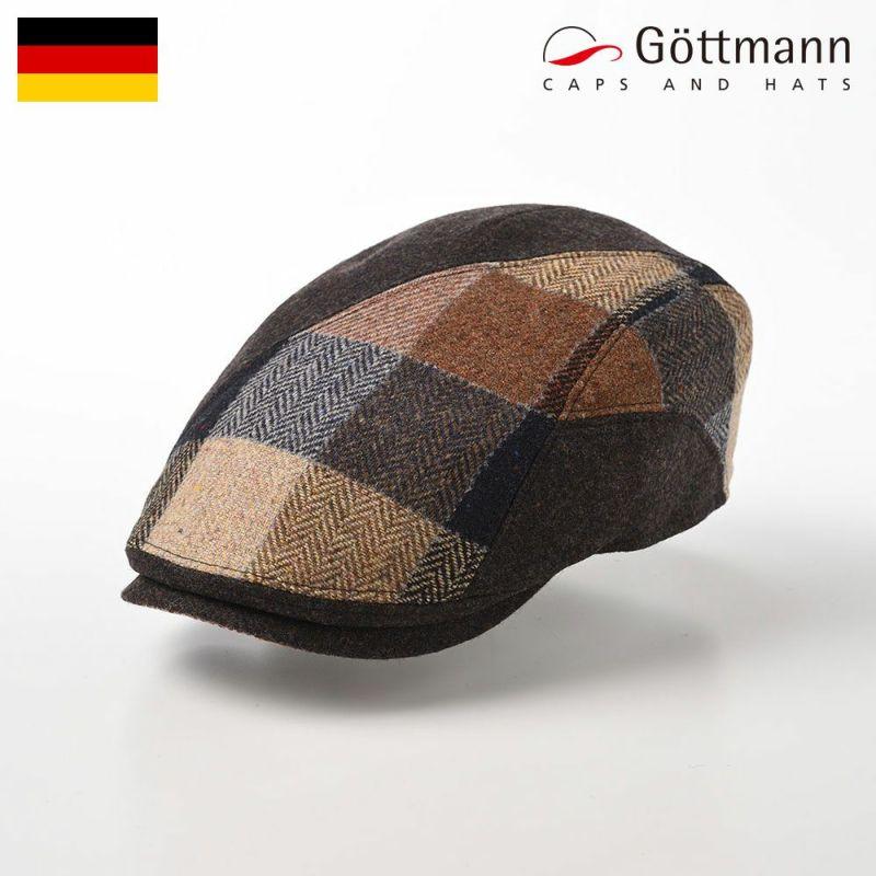 帽子 ハンチング Gottmann(ゴットマン) Daytona Virgin Wool(デイトナ ヴァージンウール) G2813440 ベージュ