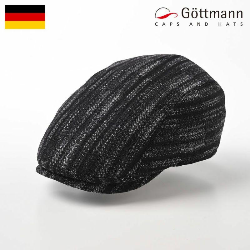 帽子 ハンチング Gottmann(ゴットマン) Fletcher Sugar(フレッチャー シュガー) G2833438 ブラック