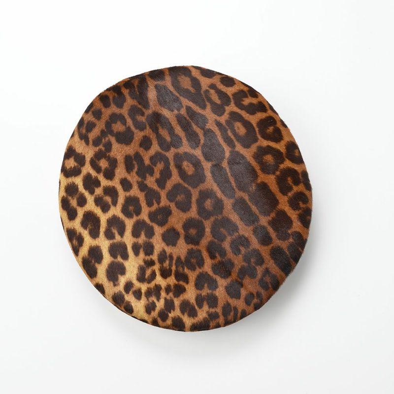 JUNGLE HORSE HAIR(ジャングル ホースヘアー)レオパード