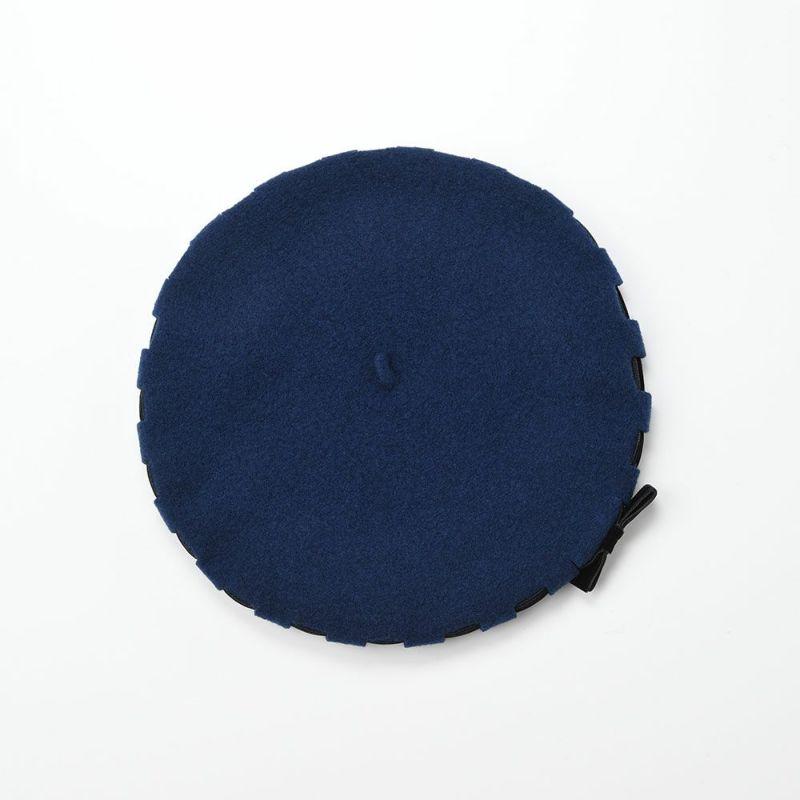 ELLIE WL(エリー ウール)ブルー