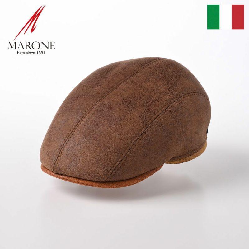 帽子 ハンチング MARONE(マローネ) Due Colori(ドゥーエ コローリ)BT928 ベージュ
